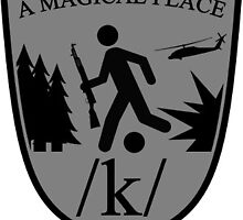 /K/, A Magical Place by starfresh