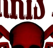 morris inc 2 Sticker