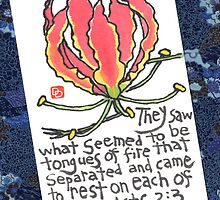 Pentecost (Gloriosa) by dosankodebbie