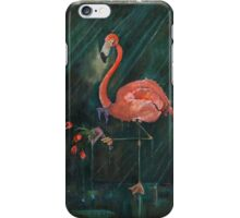 Rejected Flamingo iPhone Case/Skin