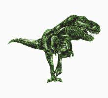 T-rex by Zozzy-zebra