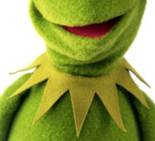 Don't Kermit Sticker