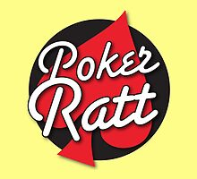 Poker Ratt with spade suit by jazzydevil