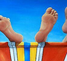 8 1/2 Feet by Marie Jean Hamilton