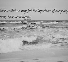 Jane Austen Every Day by Kimberose