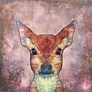 abstract fawn by Ancello
