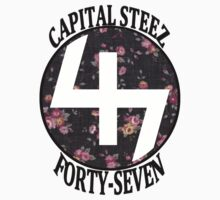 Capital STEEZ 47 Floral by mob345