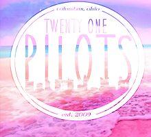 twenty one pilots - sky 3 by cliquenight