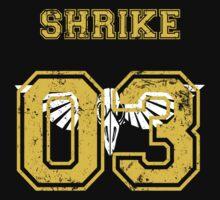 Team Captain: Shrike T-Shirt