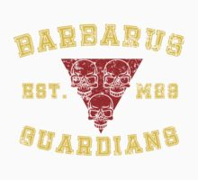 Sports Team: The Barbarus Guardians by simonbreeze