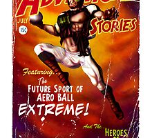 Adventure Stories Aero Ball eXtreme by simonbreeze