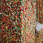 The Gum Wall by Sue Morgan