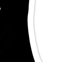 Dino Black Sticker