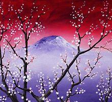 Sakura by Anastasiya Malakhova