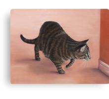 Sneaky Canvas Print