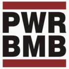 PWR BMB BLACK by newdamage