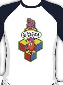 Qbert Video Game T-Shirt