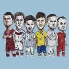 Brazil 2014 by Ben Farr