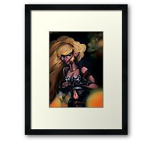 Fey2 Framed Print