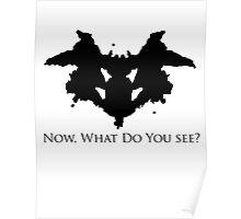 Rorschach Poster