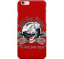 Bad Ass Baker: Skull 7 iPhone Case/Skin