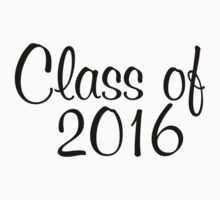 Class of 2016 by Boogiemonst