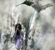 The Hummingbird Whisperer by Corri Gryting Gutzman