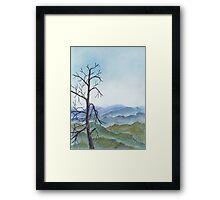 Highland Framed Print
