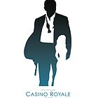 James Bond 007 Casino Royale Minimalist by dylanwest2010