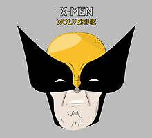 Xmen, Wolverine fan art by LittleAnomaly