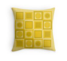 Retro 50's Cushion Set - 4 of 5 - (please read description) and Tote Bag Throw Pillow
