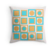 Retro 50's Cushion Set - 2 of 5 - (please read description) and Tote Bag Throw Pillow