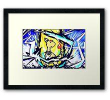 Ampharos   Thunder Framed Print