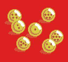 The Dragon Balls by minilla