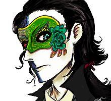 loki's masquerade by raistss
