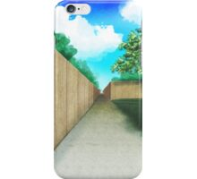 Road to Castle Town iPhone Case/Skin