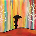 Raining Colors by kklile12