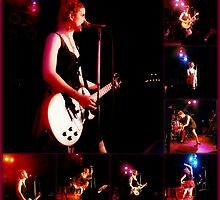 Maria McKee Collage by selinakylie