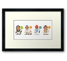Murrays - Series 1 Framed Print