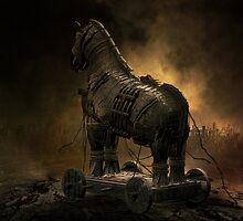 Trojan Horse by Shanina Conway