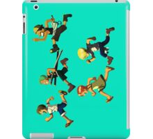 Young Strawhats  iPad Case/Skin