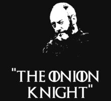 Game of Thrones - Davos: The Onion Knight by EvaEV