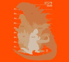 Monster Evolution Orange by Saintsecond