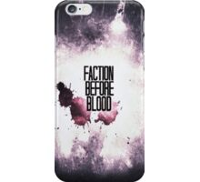Faction Before Blood-Iphone Case iPhone Case/Skin