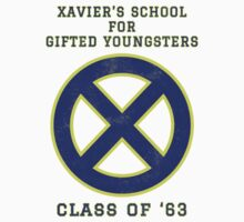 Xavier's School for Gifted Youngsters by NotNowJordan
