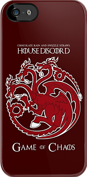 House Discord - Game of Chaos by Gilles Bone