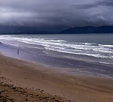 Inch Beach, Co Kerry Ireland by woodnimages