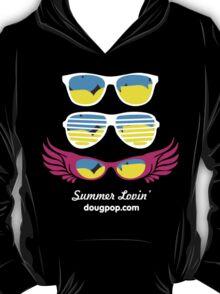 Summer Lovin' - Black Shirt T-Shirt