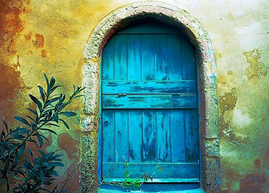 Secret Door by EvaMarIza