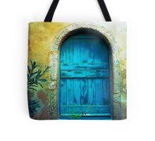 Secret Door Tote Bag